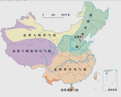 秦岭-淮河以南