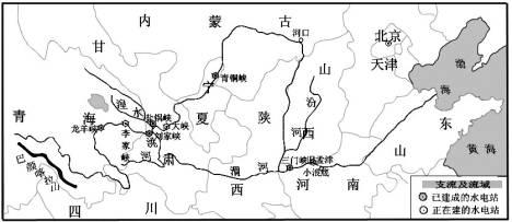 中国新划分地图